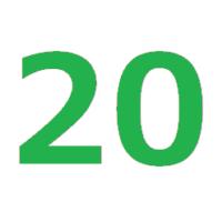 20のやり方を手話動画で!数字の表現を詳しく解説します!