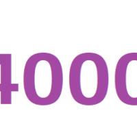 4000のやり方を手話動画で!数字の表現を詳しく解説します!