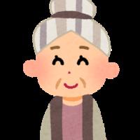 祖母という単語を手話動画で解説!家族の表現はこれで完璧!