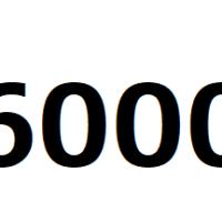 6000のやり方を手話動画で!数字の表現を詳しく解説します!