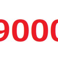 9000のやり方を手話動画で!数字の表現を詳しく解説します!