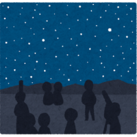 天体観測の手話のやり方は?趣味に関する単語表現を動画で解説!