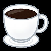 コーヒーの手話