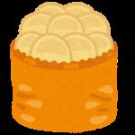 スナック菓子の手話